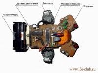 роботы на микроконтроллерах - Всемирная схемотехника.