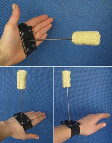 Как сделать палм