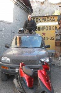Павел Шаронин, 7 мая 1988, Красноярск, id100305125