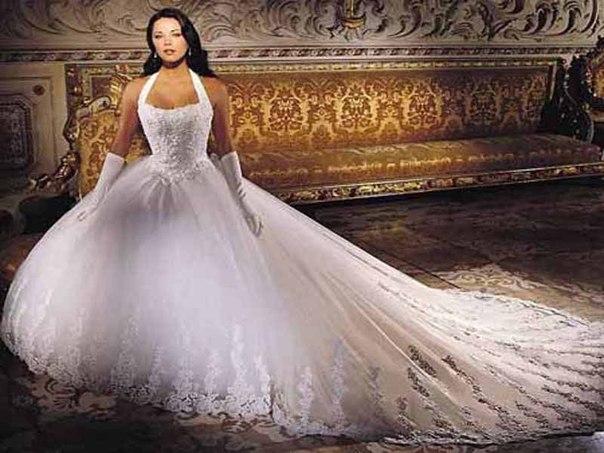 Пышные платья - Свадебный салон ВАНИЛЬ.