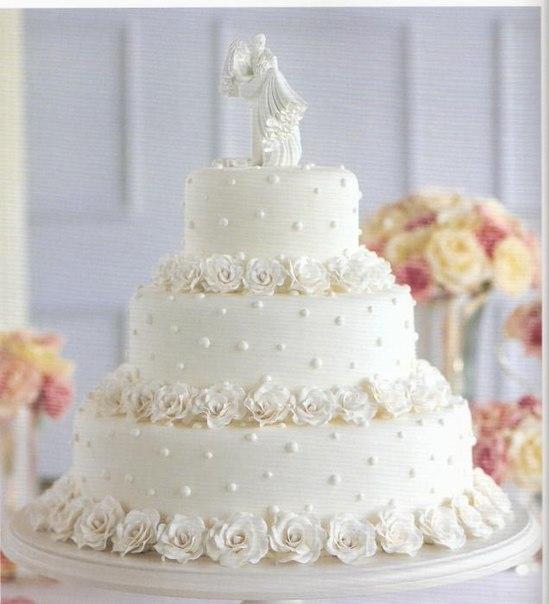 Свадебные торты vk
