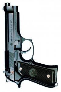 Beretta 92, 23 февраля , Москва, id56377215