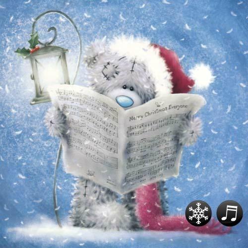 X77WS011 Mum Christmas Me to You Bear Card Мишка Тедди Me to You...