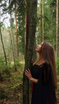 Анюта Васильева, 3 января 1995, Санкт-Петербург, id8244391