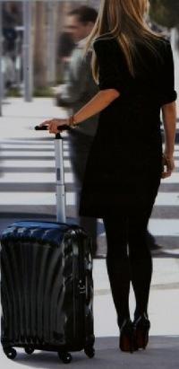 Великолепная коллекция чемоданов-спинеров, выполненных из...