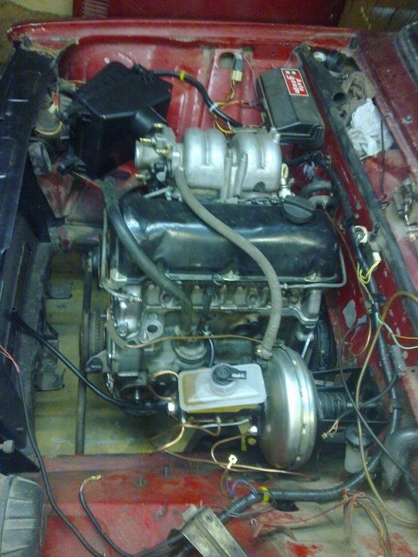доводка двигателя fiat twin cam