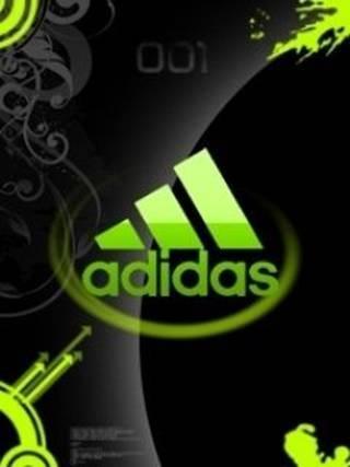 adidas adiZero Feather Red/White мужские кроссовки.