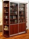 Шкаф купе библиотека.