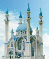 """В4140  """"Мечеть Кул Шариф """" - 7 Игл - все для вышивки крестом, продажа наборов Dimensions, Риолис, Алиса, Золотое Руно..."""