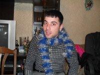 Aro Gasparyan, 5 июня 1993, Санкт-Петербург, id64757733