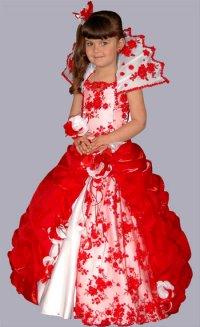 Платья детские свадебные для девочек