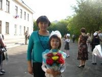 Алтнай Бисембаева, 13 февраля , Омск, id119678897
