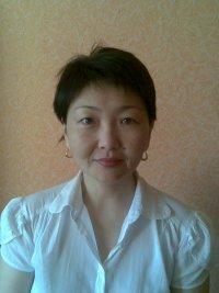 Наталья Чугуева, 18 апреля 1972, Элиста, id50461120