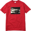 Футболка supreme David Linch Lithograph Tee Red.