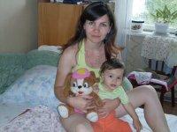 Галина Возиянова, 19 мая , Сосногорск, id90180399