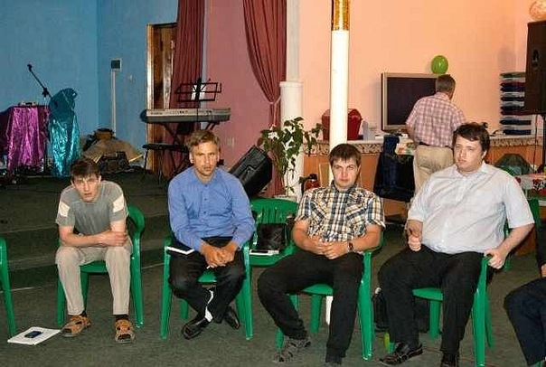 Встреча пасторов
