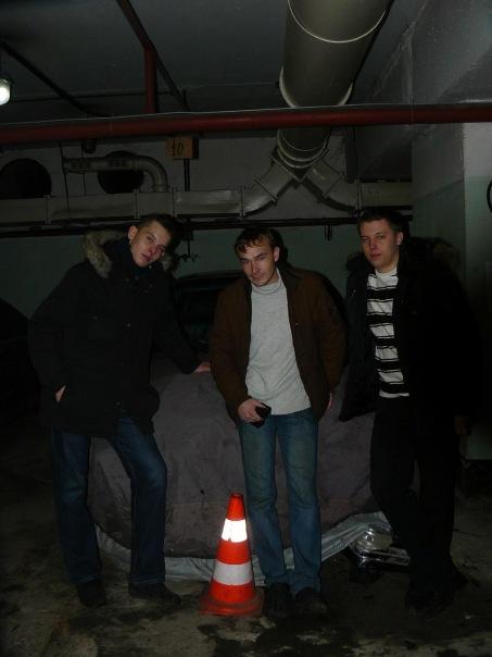 BMW E38 Club - операция- восстановления боинга 728 началась! часть 1ая или что бы я делал без верного клуба е38!!!