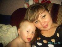 Светлана Семёнова, 10 июля , Кумертау, id54837836