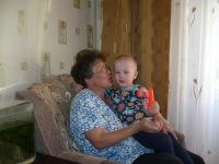 Надежда Воронина, 20 июля , Ижевск, id119729173
