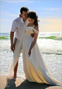 Невеста в греческом стиле Мадам.