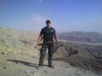 Александр Бронфман, Nazareth
