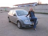 Нина Кривицкая, Чернигов