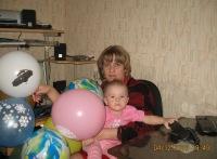 Елена Александрова, 25 апреля , Нижневартовск, id57440495