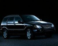 Senner преобразовал Mercedes ML500.