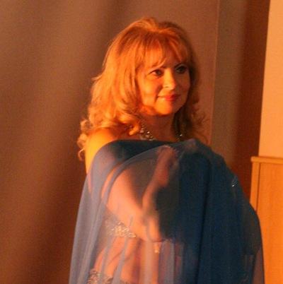 Елена Лебедева, 28 июля , Москва, id101177298
