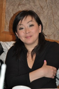 Людмила Ли, Карши