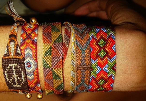 фенечки из мулине схемы плетения из 8 ниток.