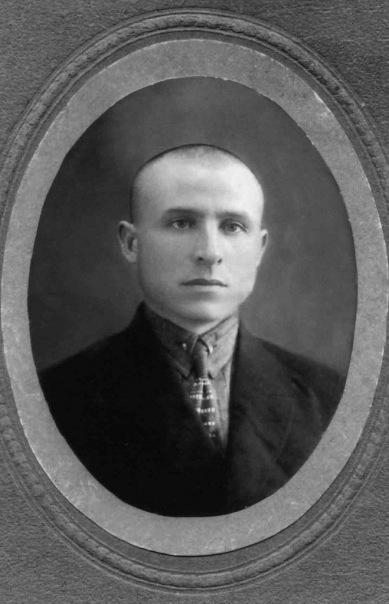 грузин Григорий Федорович, прадедушка Мельниченко Р.Г.