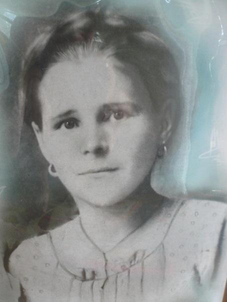 Биленко (Кириченко) Евдокия Никитична, прабабушка Мельниченко Р.Г.