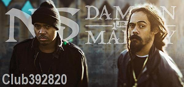 patience by damian marley featuring nas essay Discussion humanz - gorillaz just making sure you know that's not damian marley on erykah badu (here's her going ham on the sweet 1950s style vocals with nas.