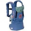 Рюкзачок-переноска Ergo Baby Carrier Organic BC7TOESO Органик Голубой с...