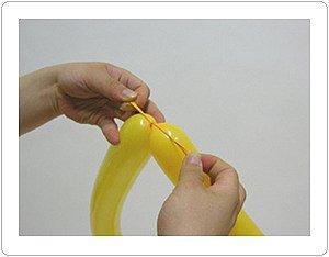 сердечко своими руками из длинного воздушного шарика