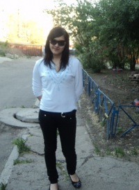Алёна Копылова, 4 августа 1992, Абакан, id135341211