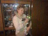 Марина Ильина, 25 января 1992, Куровское, id68130877