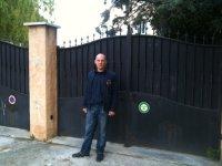 Laforge David, Toulon