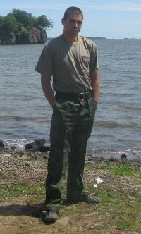 Сергей Медведь, 15 июля 1993, Хабаровск, id116915195