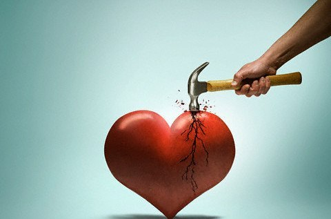 сердце в руках Stock photo and royaltyfree images on