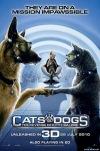 ♥Кошки против собак 3 жизнь без людей♥