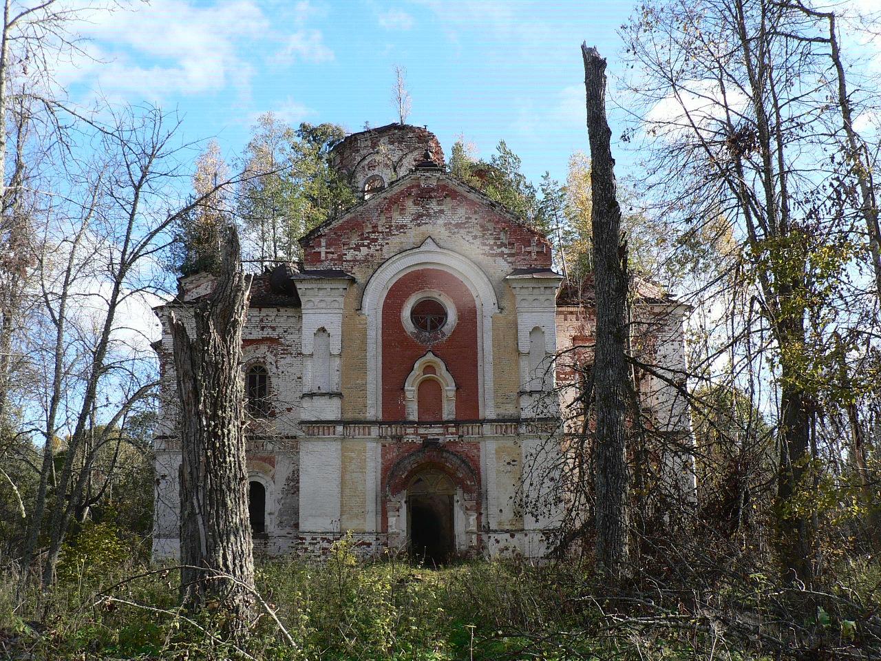 реконь монастырь
