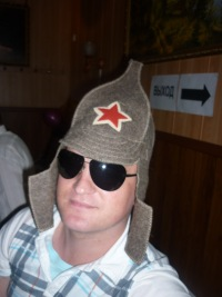 Антон Лебединцев, 6 января , Куровское, id126700447