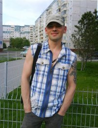 Сашенька Сергеев, 30 мая , Новосибирск, id57317584
