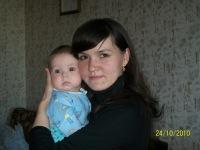 Елена Романовская, 9 июля 1988, Омск, id105418496