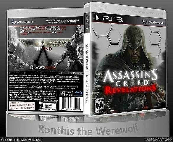 Учим цифры. Assassin's Creed Revelations Crack Кряк NoDVD SKIDROW.