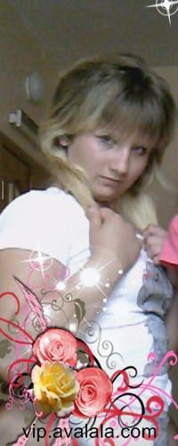 Асюшка Воробьёва, 2 января 1996, Челябинск, id142402415