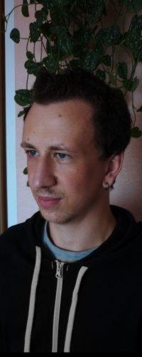 Евгений Молев, 15 мая 1989, Иркутск, id16391571
