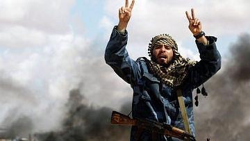 Безрассудная война против Каддафи